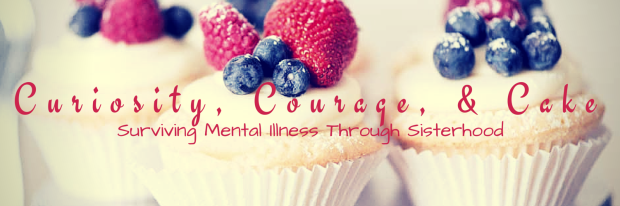 Curiosity, Courage, & Cake